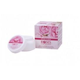 Rózsavízes könnyű hidratáló krém - 50 ml