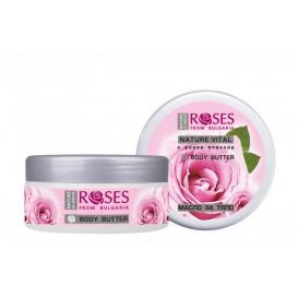 Rózsa Testápoló Vaj