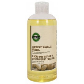Yamuna Mandula bázisolajú grapefruit masszázsolaj - 500 ml