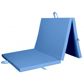 Háromrészes matrac (hordozható) 195x100x5 cm