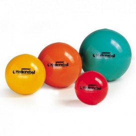 Medicine Ball 5kg (piros )