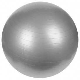 Gimnasztikai labda 65 cm (szürke)