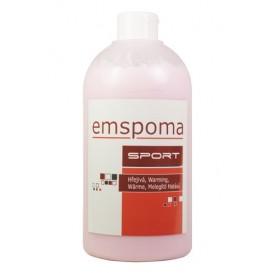 """Emspoma """"O"""" - Bemelegítő masszázskrém - 1000 ml"""