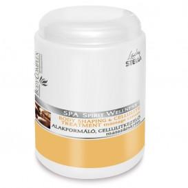 Alakformáló masszázskrém koffeines - 1000 ml