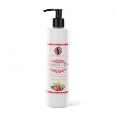 Hidratáló kézkrém és testápoló - Erdei Gyümölcs - 250ml