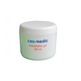 Cosmedic Anticellulitisz gél / zselé - 500 ml