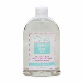 Baby Active Baby Oil - 500 ml